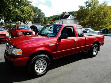 2010 Ford Ranger for sale at Premiere Auto Sales in Washington PA