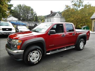 2005 Chevrolet Colorado for sale at Premiere Auto Sales in Washington PA