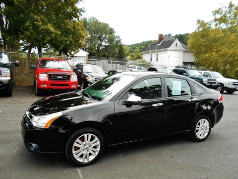 2011 Ford Focus for sale at Premiere Auto Sales in Washington PA