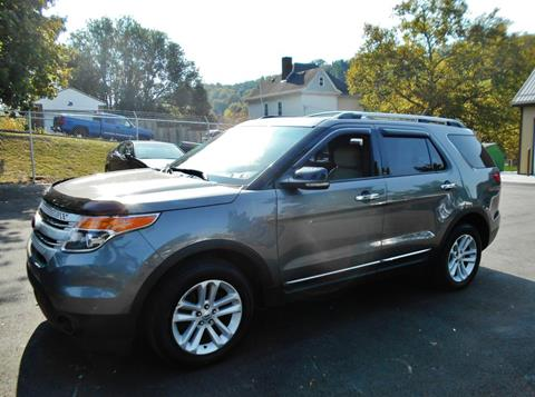 2013 Ford Explorer XLT & Used Cars Washington Used Pickups For Sale East Pittsburgh PA Old ... markmcfarlin.com