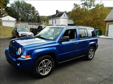 2009 Jeep Patriot for sale at Premiere Auto Sales in Washington PA