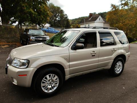 2005 Mercury Mariner for sale at Premiere Auto Sales in Washington PA