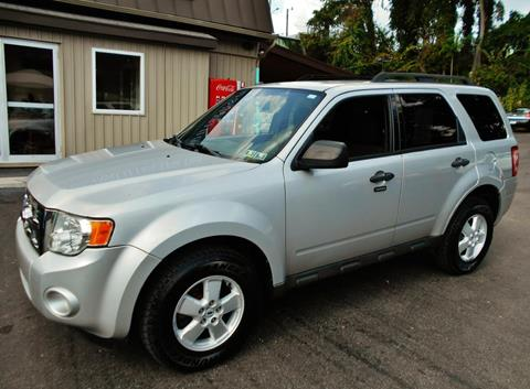 2009 Ford Escape for sale at Premiere Auto Sales in Washington PA