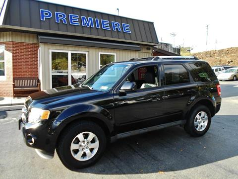 2011 Ford Escape Limited & Used Cars Washington Used Pickups For Sale East Pittsburgh PA Old ... markmcfarlin.com