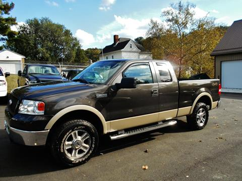 2006 Ford F-150 & Used Cars Washington Used Pickups For Sale East Pittsburgh PA Old ... markmcfarlin.com