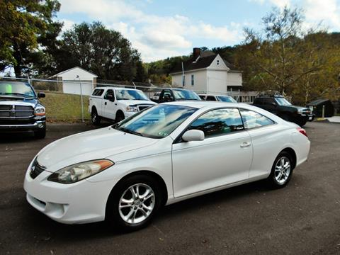 2006 Toyota Camry Solara for sale at Premiere Auto Sales in Washington PA