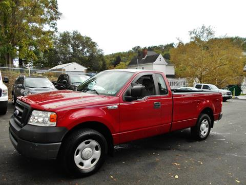 2007 Ford F-150 for sale at Premiere Auto Sales in Washington PA