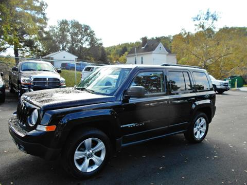 2012 Jeep Patriot for sale at Premiere Auto Sales in Washington PA