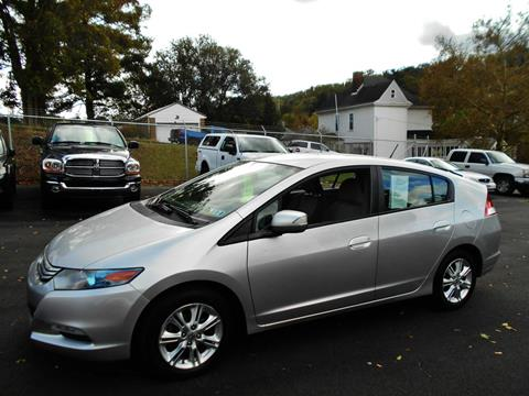 2011 Honda Insight for sale at Premiere Auto Sales in Washington PA