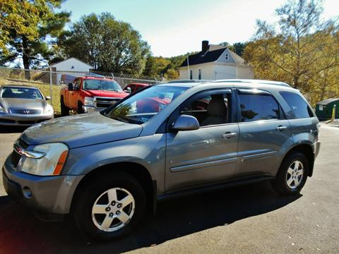 2006 Chevrolet Equinox for sale at Premiere Auto Sales in Washington PA