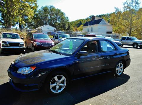 2006 Subaru Impreza for sale at Premiere Auto Sales in Washington PA