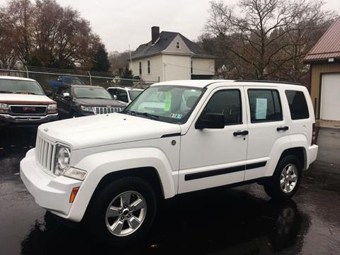 2012 Jeep Liberty for sale in Washington, PA