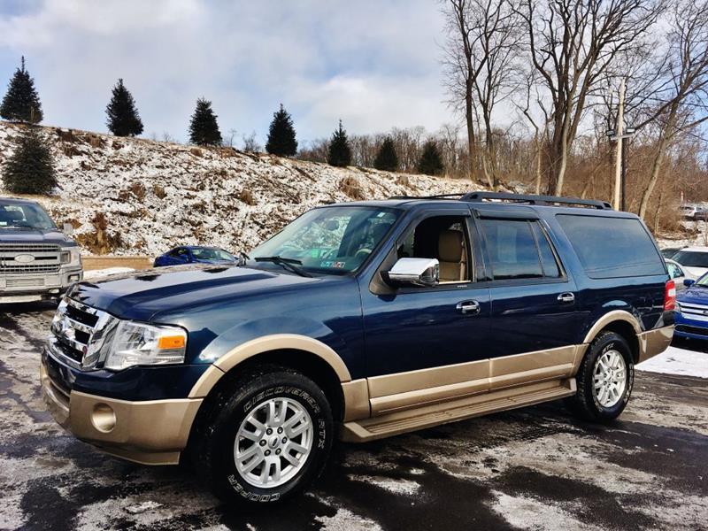 2014 Ford Expedition El El Xlt In Washington Pa Premiere Auto Sales