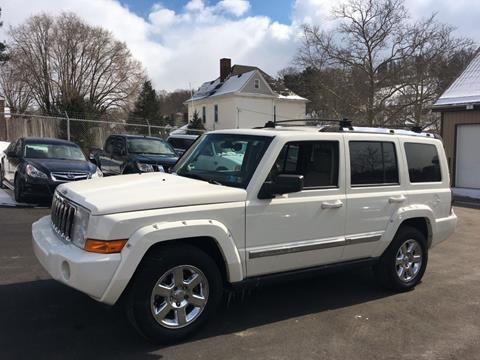 used jeep commander for sale - carsforsale®