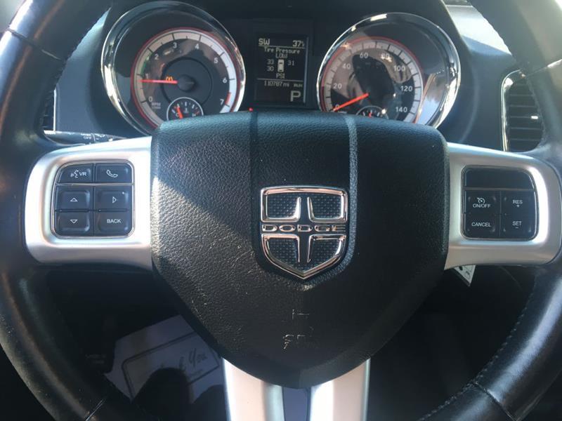 2012 Dodge Durango CREW In Washington PA - Premiere Auto Sales