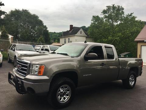 2012 GMC Sierra 1500 for sale in Washington, PA