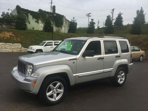 2010 Jeep Liberty for sale in Washington, PA