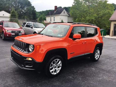 2015 Jeep Renegade for sale in Washington, PA