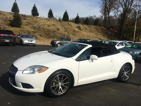 2012 Mitsubishi Eclipse Spyder for sale in Washington, PA