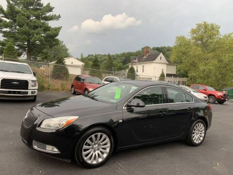2011 Buick Regal for sale at Premiere Auto Sales in Washington PA