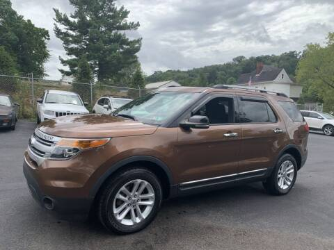 2011 Ford Explorer for sale at Premiere Auto Sales in Washington PA