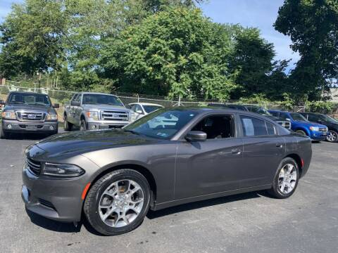 2016 Dodge Charger for sale at Premiere Auto Sales in Washington PA