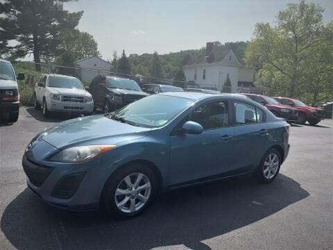 2011 Mazda MAZDA3 for sale at Premiere Auto Sales in Washington PA