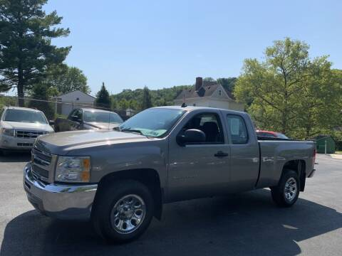 2012 Chevrolet Silverado 1500 for sale at Premiere Auto Sales in Washington PA