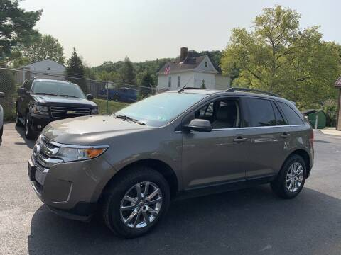 2014 Ford Edge for sale at Premiere Auto Sales in Washington PA