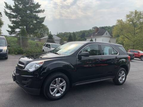 2015 Chevrolet Equinox for sale at Premiere Auto Sales in Washington PA
