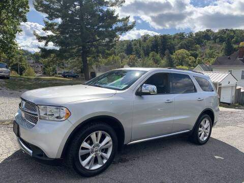 2011 Dodge Durango for sale at Premiere Auto Sales in Washington PA