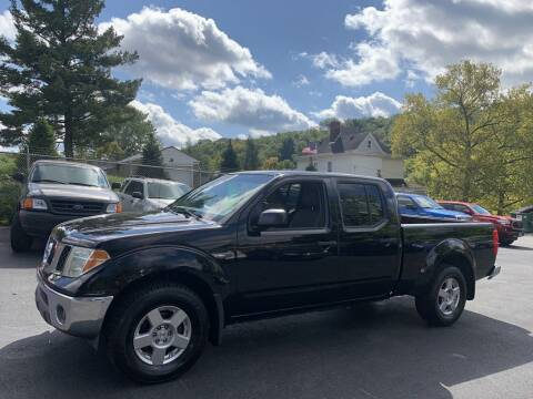 2008 Nissan Frontier for sale at Premiere Auto Sales in Washington PA