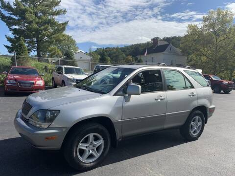2000 Lexus RX 300 for sale at Premiere Auto Sales in Washington PA