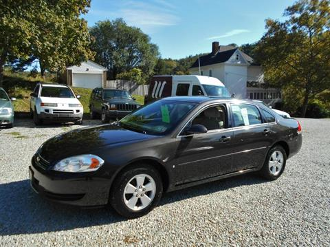 2008 Chevrolet Impala for sale at Premiere Auto Sales in Washington PA