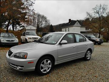 2004 Hyundai Elantra for sale at Premiere Auto Sales in Washington PA