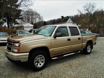 2007 Chevrolet Silverado 1500 Classic for sale at Premiere Auto Sales in Washington PA