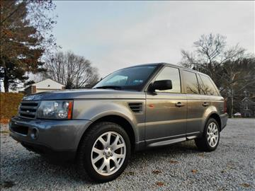 2008 Land Rover Range Rover Sport for sale at Premiere Auto Sales in Washington PA