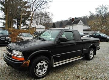 2000 Chevrolet S-10 for sale at Premiere Auto Sales in Washington PA