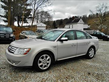 2009 Ford Taurus for sale at Premiere Auto Sales in Washington PA