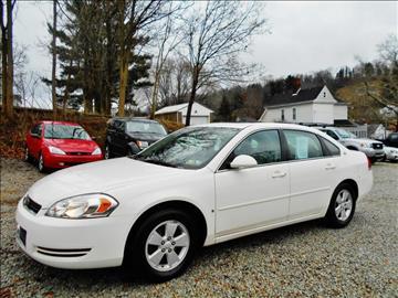 2007 Chevrolet Impala for sale at Premiere Auto Sales in Washington PA