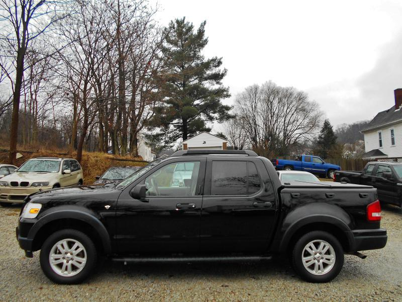 2007 Ford Explorer Sport Trac for sale at Premiere Auto Sales in Washington PA