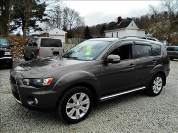 2011 Mitsubishi Outlander for sale at Premiere Auto Sales in Washington PA
