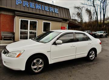 2004 Honda Accord for sale at Premiere Auto Sales in Washington PA