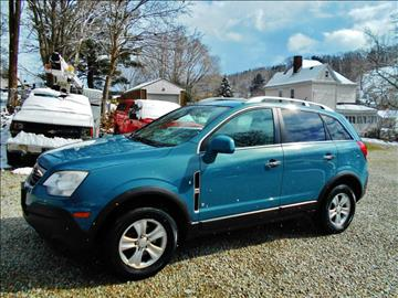 2008 Saturn Vue for sale at Premiere Auto Sales in Washington PA