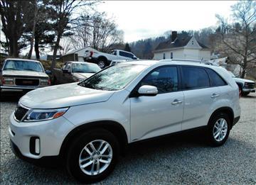 2014 Kia Sorento for sale at Premiere Auto Sales in Washington PA