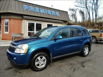 2007 Chevrolet Equinox for sale at Premiere Auto Sales in Washington PA