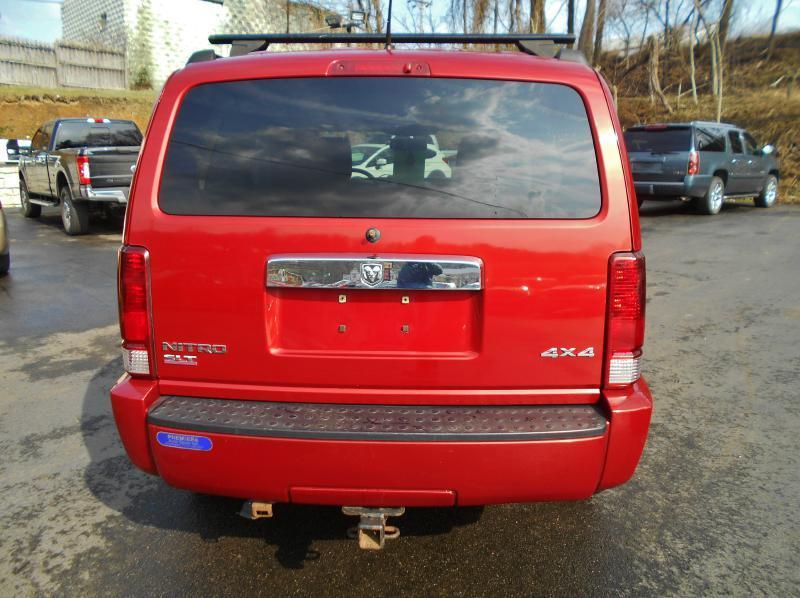 2007 Dodge Nitro for sale at Premiere Auto Sales in Washington PA