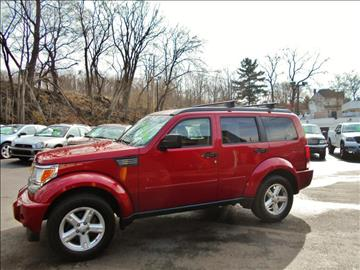 2007 Dodge Nitro for sale at Premiere Auto Sales in Washington PA