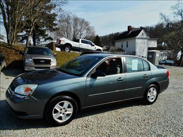 2005 Chevrolet Malibu for sale at Premiere Auto Sales in Washington PA