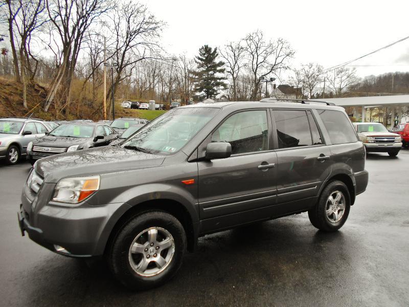 2007 Honda Pilot for sale at Premiere Auto Sales in Washington PA